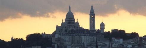Sacre-Coeur, Paris