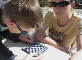 Chess in Estepona