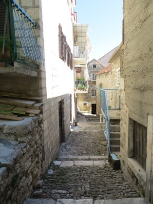 Old Town Omis