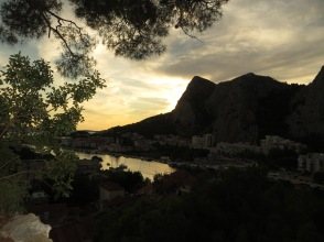 Little Fort in Omis