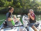 Kayaking in Omis