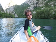 Kayaking in Omis