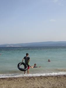 Omis Beach