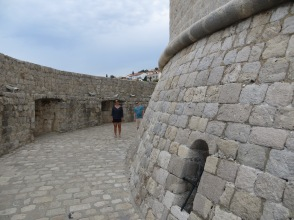 Dubrovnik Wall Walk `House of the Undying'