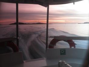 Boat ride from Cavtat