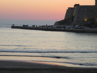 Ulcinj Sunsetting
