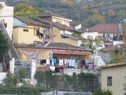 Streets of Shkoder