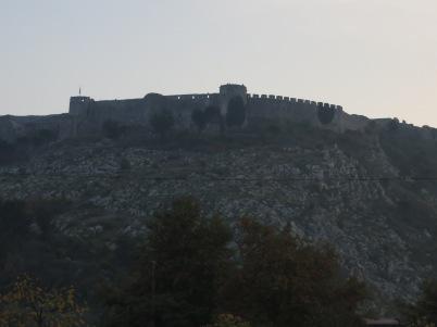 Shkoder Castle