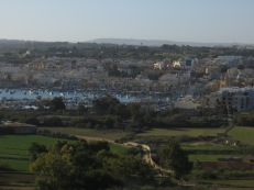 walk to Marsaxlokk