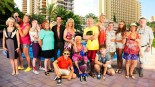 Benidorm TV Show team